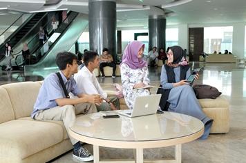 Fasilitas Universitas