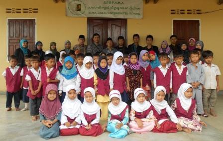 Pendidikan Fisika UAD KKN-PPL di Kamboja